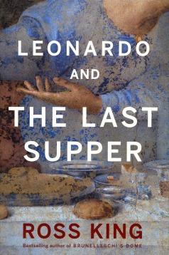 book cover leonardo and the last supper