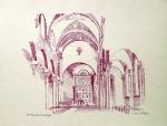 St. Francis Cathedral, John McHugh, Matthews Gallery