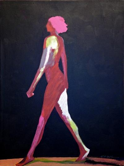 """""""Stride"""", Jamie Chase, Matthews Gallery"""