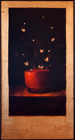"""Serendipity II"", Diane White, Matthews Gallery"