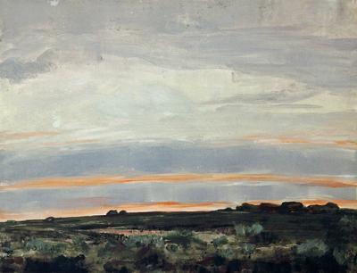 Barbara Brock at the Matthews Gallery