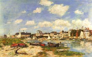 Eugene Boudin, click the image to read the Matthews Gallery blog