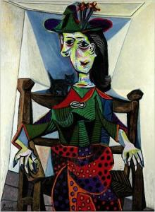 Pablo Picasso, click the image to read the Matthews Gallery blog