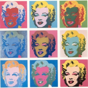 Andy Warhol, click here to read the Matthews Gallery blog