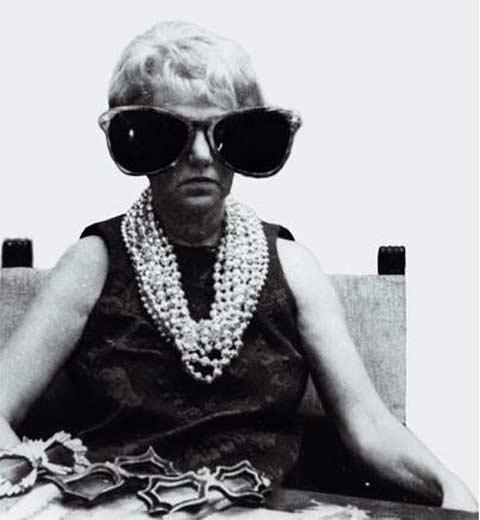 Peggy Guggenheim- Ten Women Who Changed Art History Forever- Matthews Gallery blog