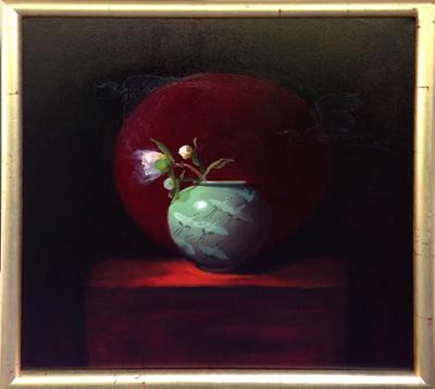 White Majesty, Diane White, Matthews Gallery