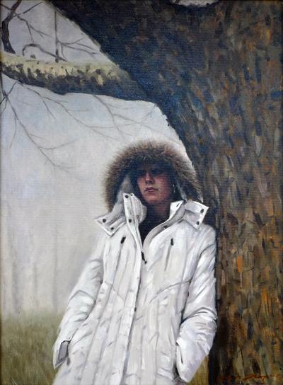 Autumn Solace, Eric G. Thompson, Matthews Gallery
