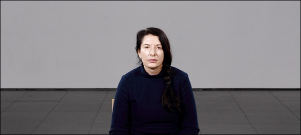 Marina Abramovic- Ten Women Who Changed Art History- Matthews Gallery blog