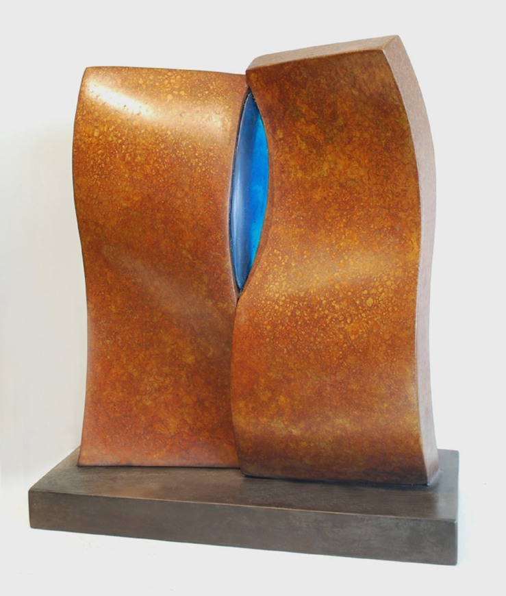 Frank Morbillo- Cool Encounter- Matthews Gallery
