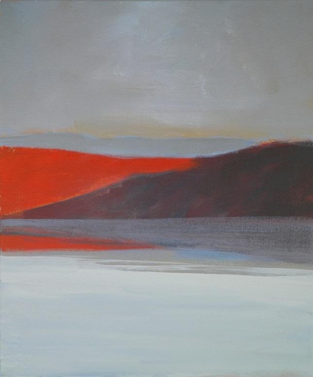 Jamie Chase- Two-Horizons- Matthews Gallery