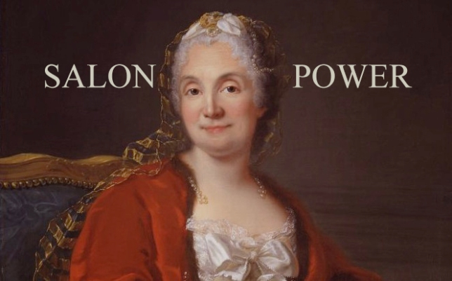 Mme Geoffrin was a pretty powerful lady in 18th century France. Find out why on the Matthews Gallery blog.
