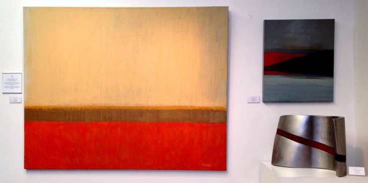 NEW HORIZONS- Focus on Landscapes- Matthews Gallery