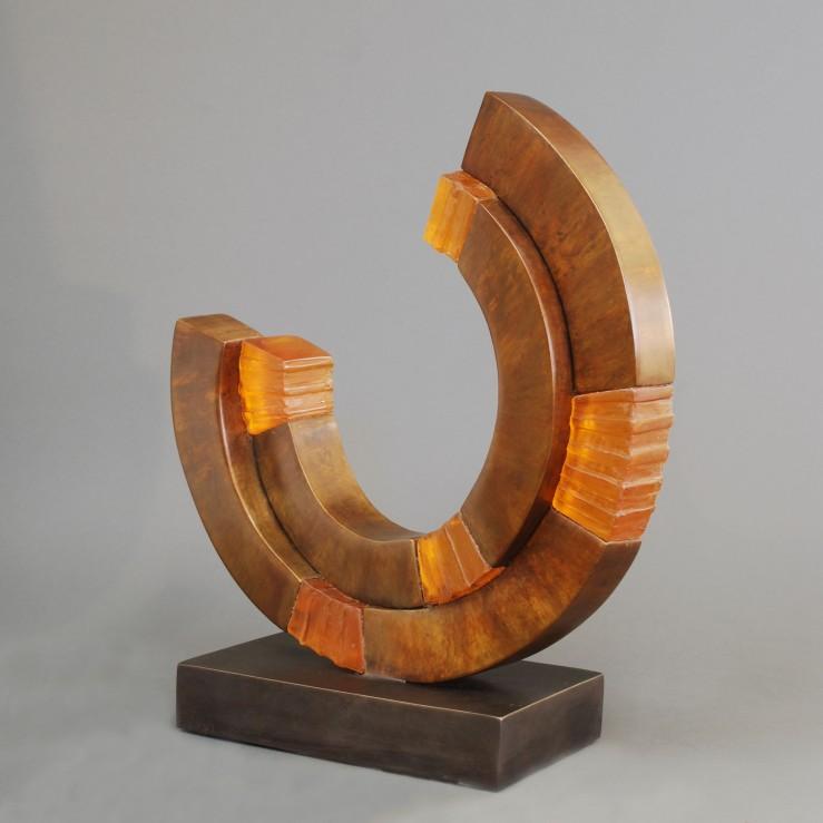 Frank Morbillo- Unraveling- Matthews Gallery