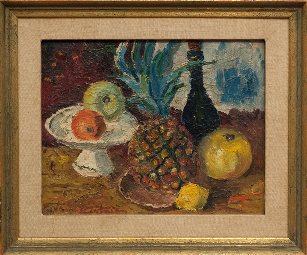 Bertram Hartman- Still Life- Artfact Auctions