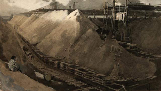 Ernest Blumenschein on Artfact