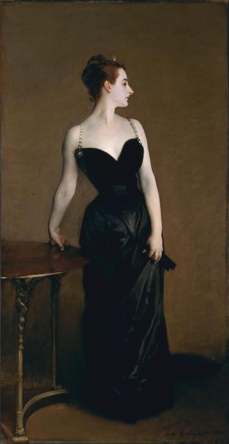 John Singer Sargent- Madame X- Matthews Gallery blog