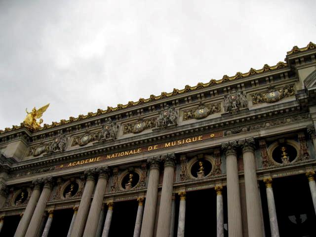 Paris Opera- Marc Chagall's Ceiling- Matthews Gallery Blog
