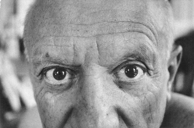 Was Pablo Picasso psychic? - Matthews Gallery Blog