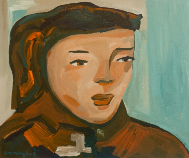 Lor Roybal- Dodge's Disbelief- Matthews Gallery
