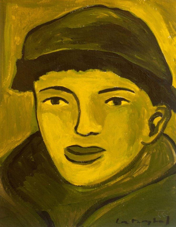 Lor Roybal- Emiles Incredulity- Matthews Gallery blog