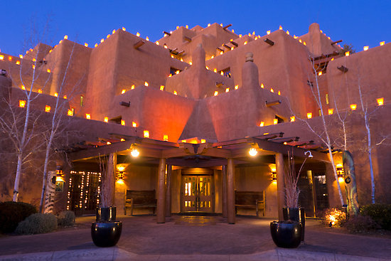 Inn and Spa at Loretto- Santa Fe New Mexico