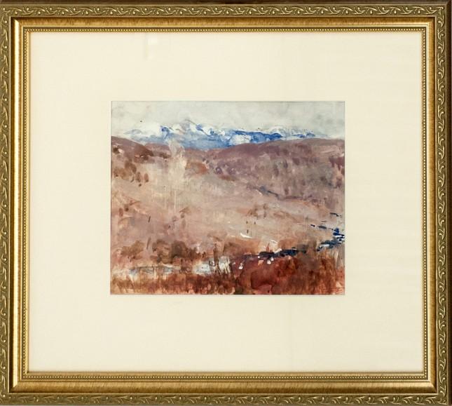 Fremont Ellis- La Plata Mountains- Matthews Gallery Blog
