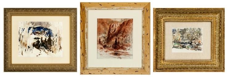 Fremont Ellis - Watercolors - Matthews Gallery Blog