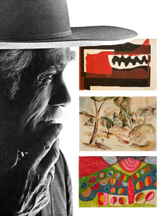 Santa Fe Artist William Lumpkins- Matthews Gallery Blog