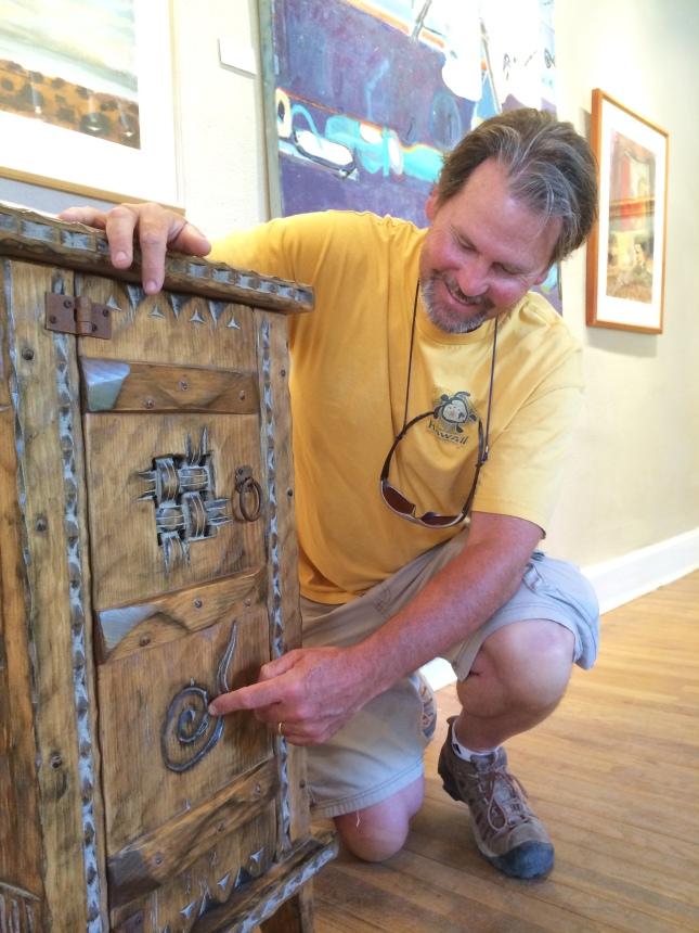 Roch Hart- Fine Furniture- Matthews Gallery