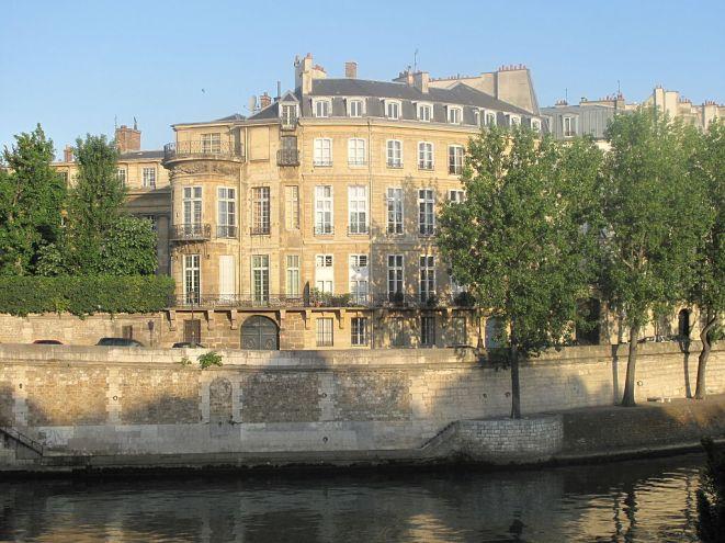 Hôtel Lambert- Site of artwork by Jean-Baptiste Monnoyer- Matthews Gallery Blog