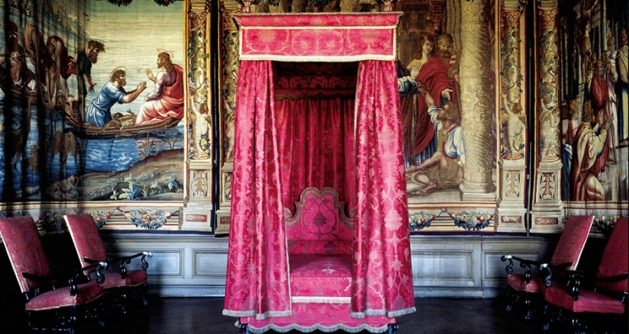 Boughton House- Site of artwork by Jean-Baptiste Monnoyer- Matthews Gallery Blog