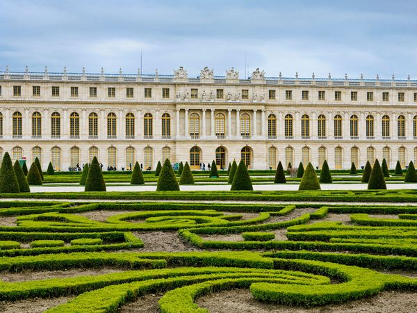 Palace of Versailles- Site of artwork by Jean-Baptiste Monnoyer- Matthews Gallery Blog
