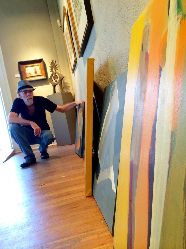 Jamie Chase Art Exhibition- Matthews Gallery