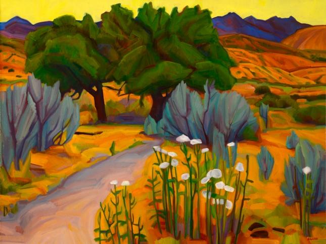 Alice Webb- Oasis- Matthews Gallery