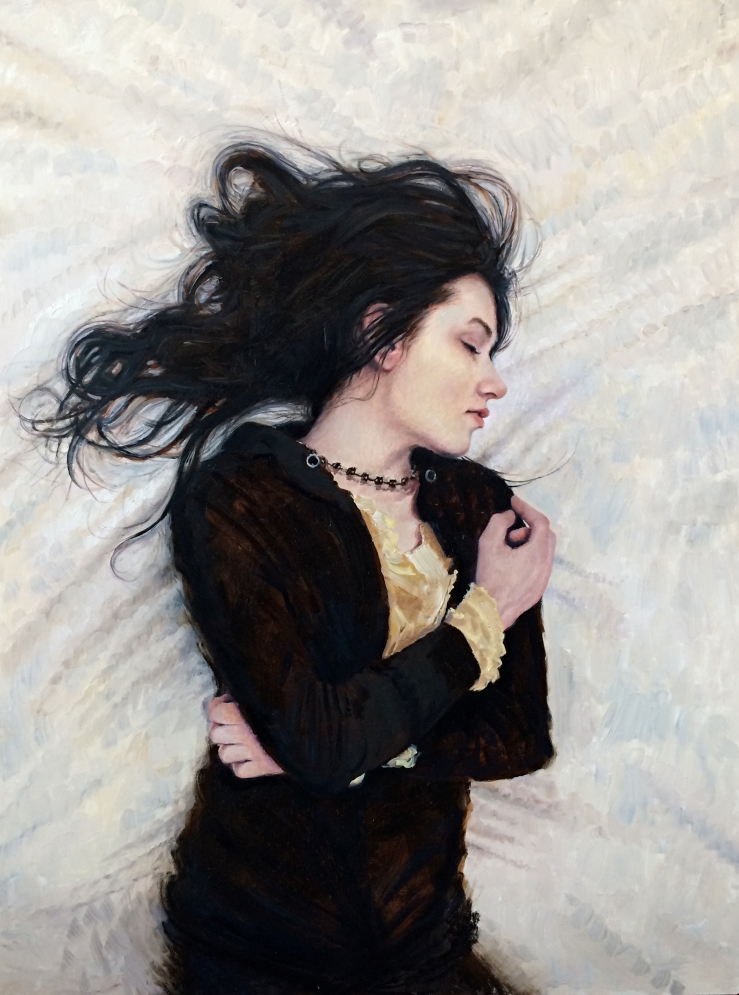Eric G. Thompson- Raven's Hair- Matthews Gallery blog