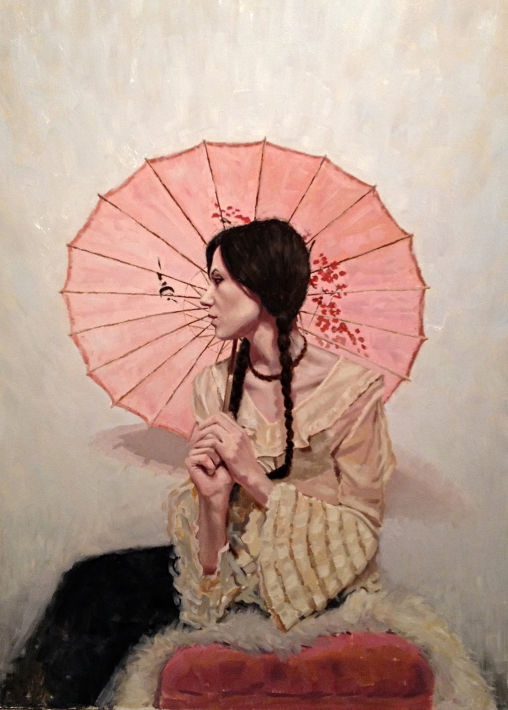 Eric G. Thompson- Spring Blossoms- Matthews Gallery blog