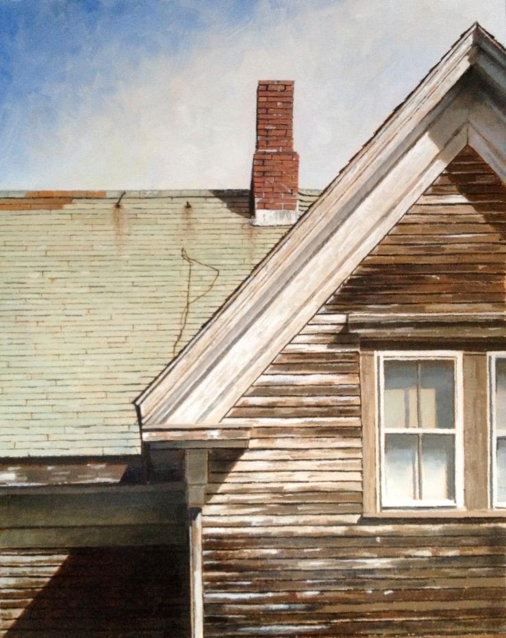 Eric G. Thompson- Strong Bones- Matthews Gallery blog