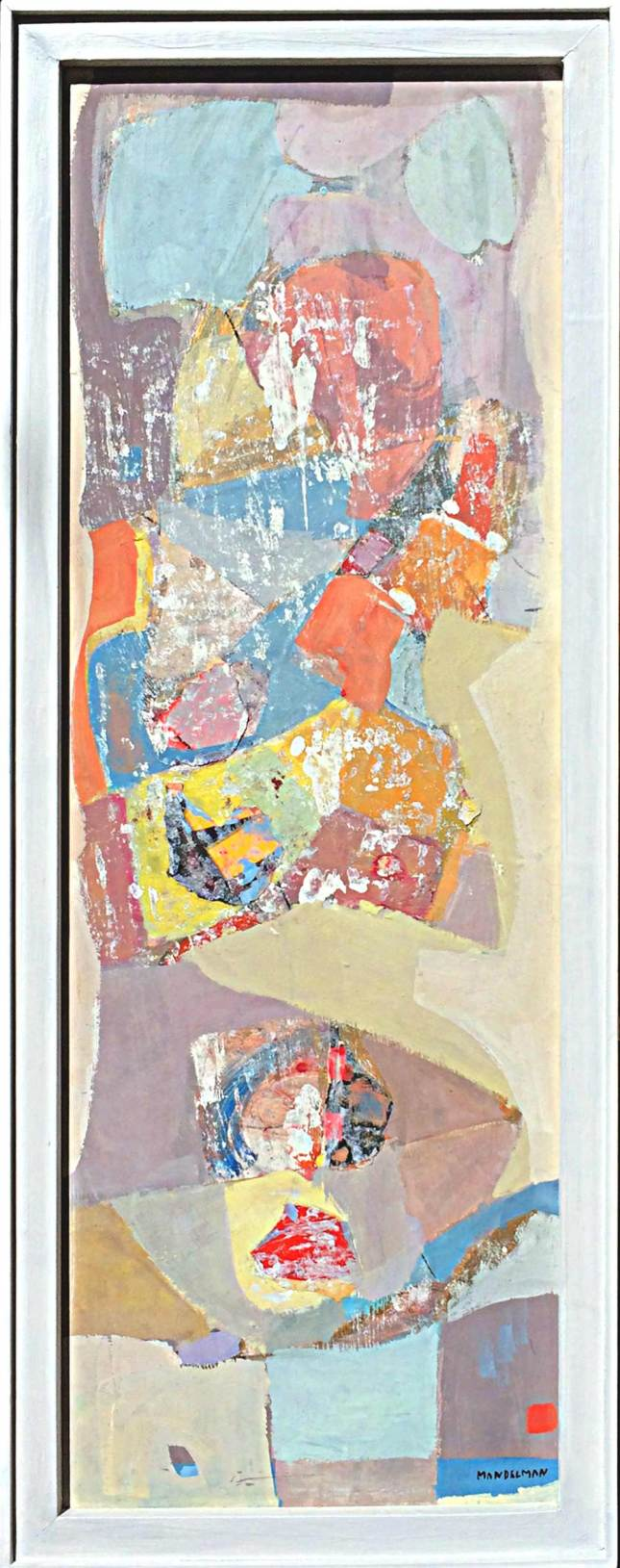 Beatrice Mandelman- Cool Wind circa 1950- Matthews Gallery