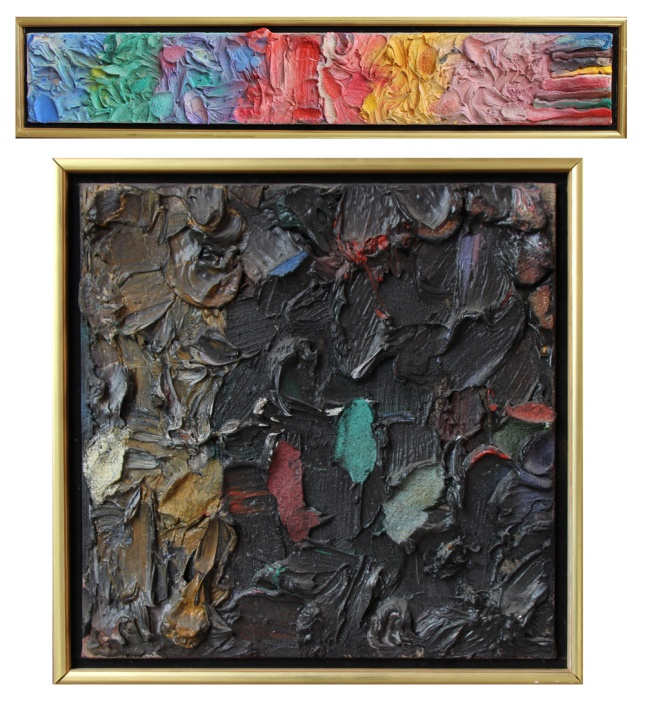 Abstract Paintings by Stanley Boxer- Matthews Gallery Blog