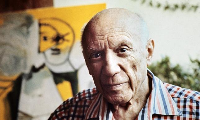 Pablo Picasso 1971- Matthews Gallery blog