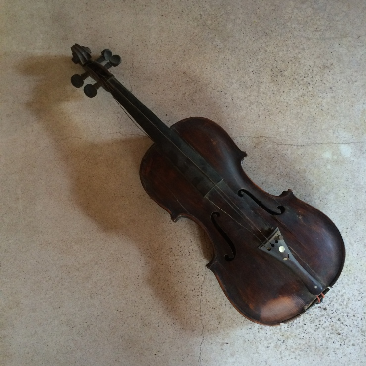 Alfred Morang's Violin will appear in the Morang and Friends exhibition- Matthews Gallery Blog