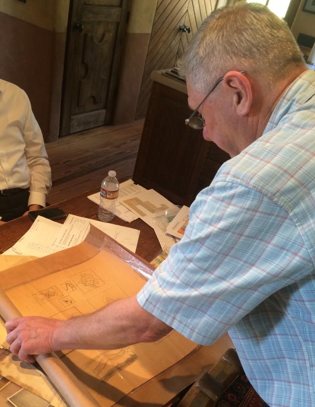 Paul Parker Surveys Artifacts of Legendary Santa Fe Artist Alfred Morang- Matthews Gallery Blog