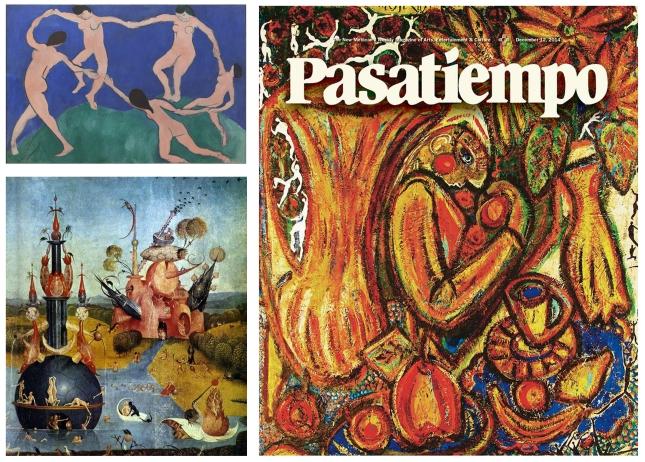 Santa Fe artist Alfred Morang in Pasatiempo- Matthews Gallery Blog