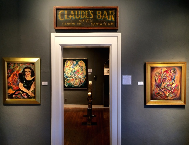 Wild Tales of a Legendary Santa Fe Tavern- Matthews Gallery Blog