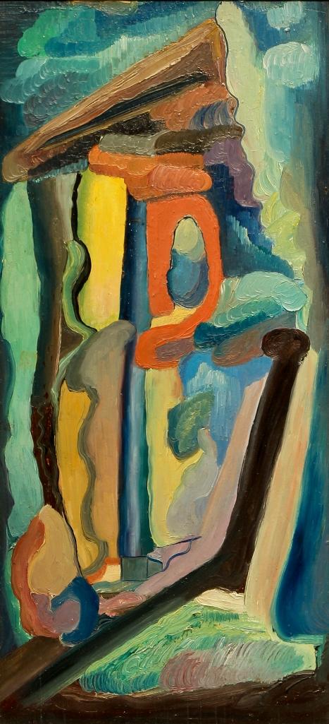 Alfred Morang- Into Tomorrow- Matthews Gallery Blog