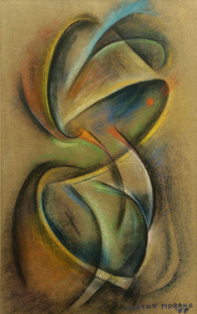 Dorothy Morang- Untitled Abstract 1935- Matthews Gallery Blog
