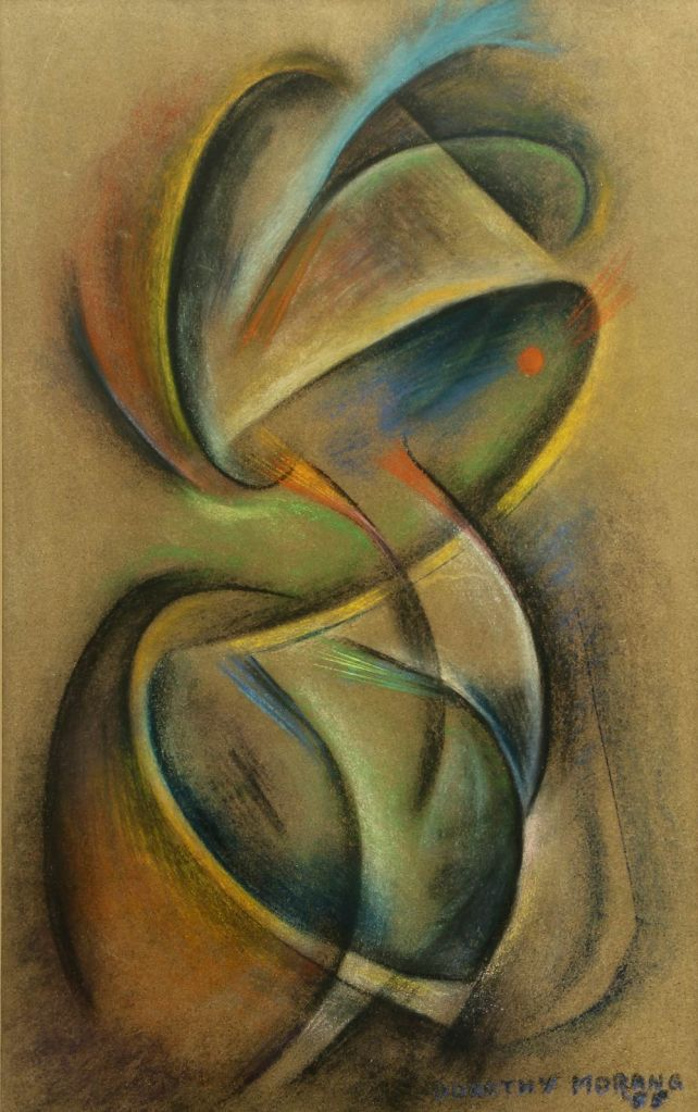 Dorothy Morang- Untitled Abstract 1935- Matthews Gallery Blog
