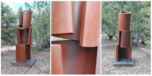 Frank Morbillo- Expanding Dialog Sculpture- Matthews Gallery Blog