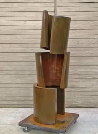 Frank Morbillo- Sculpture in Process- Matthews Gallery Blog