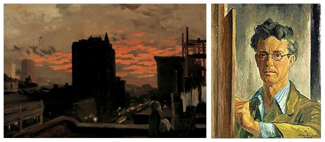John Sloan- Mentor to Eric Sloane- Matthews Gallery Blog